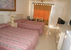 Sea Foam Motel Wildwood - ワイルドウッド - 寝室