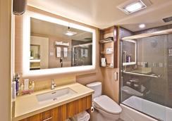 ホテル ストラータ - マウンテンビュー - 浴室