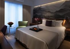 タン ロン オペラ ホテル - ハノイ - 寝室