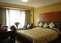 デケリング ホテル - ダージリン - 寝室