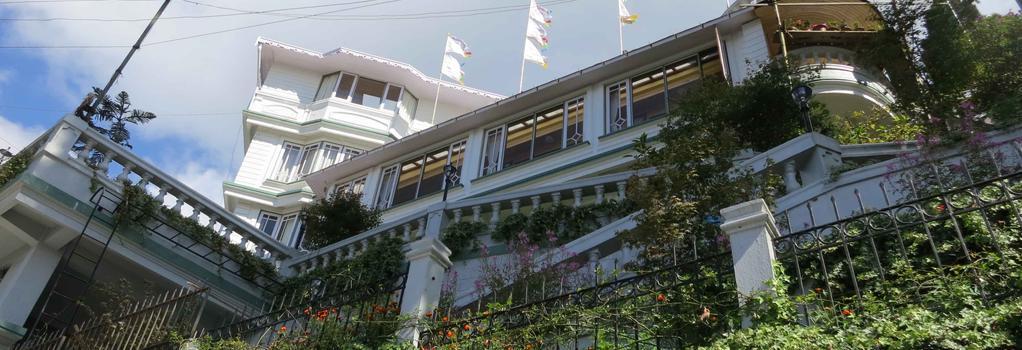 デケリング ホテル - ダージリン - 建物