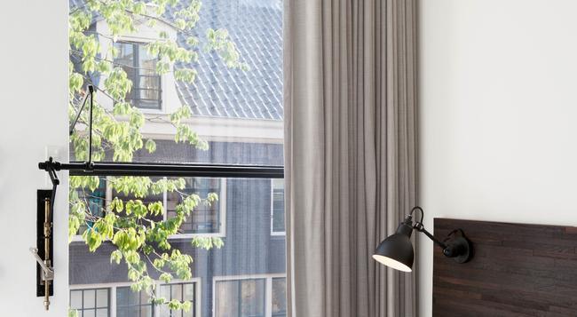Stout & Co. - アムステルダム - 寝室