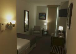 ホテル コンチネンタル - グアヤキル - 寝室