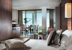 ウォルドルフ スイート ホテル - リミニ - 寝室