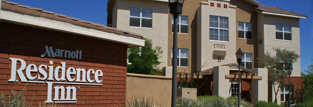 Residence Inn by Marriott Scottsdale North - スコッツデール - 建物