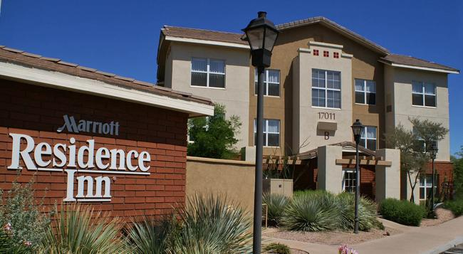 Residence Inn by Marriott Scottsdale North - スコッツデール - 建物