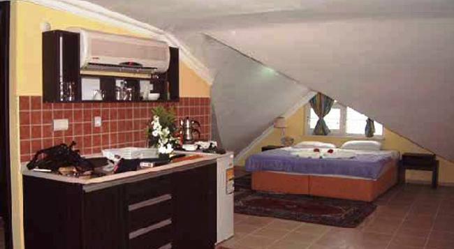 Sinemis Otel - アンタルヤ - 寝室