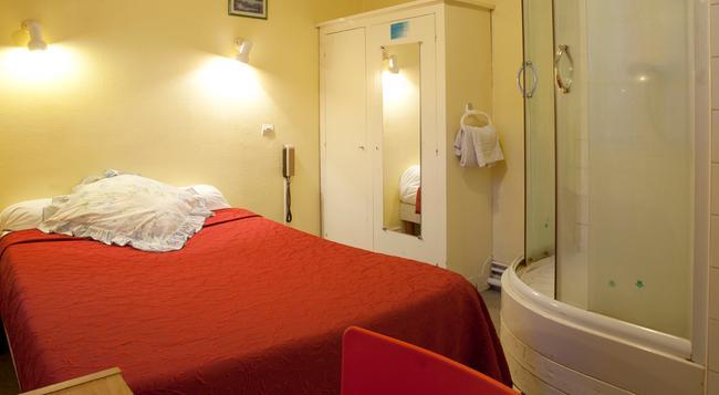 Hotel Alhambra - ランス - 寝室