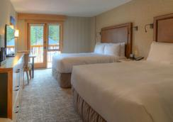 ムース ホテル アンド スイーツ - バンフ - 寝室