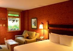 フォックス ホテル アンド スイーツ - バンフ - 寝室
