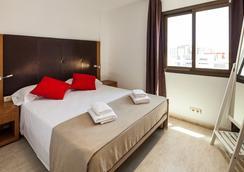 イビサ ヘブン アパートメンツ - Sant Jordi de ses Salines - 寝室