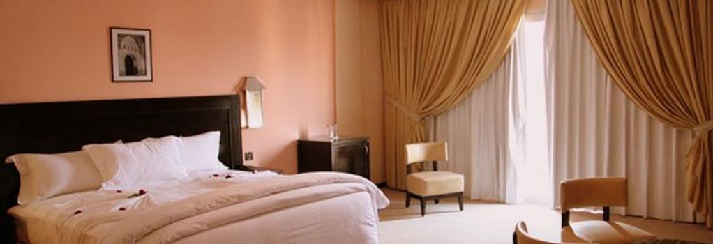 ホテル アルマ - マラケシュ - 寝室