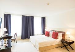 ホテル シュピース & シュピース アパルトマン ペンション - ウィーン - 寝室
