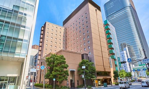 リーガ中之島イン - 大阪市 - 建物