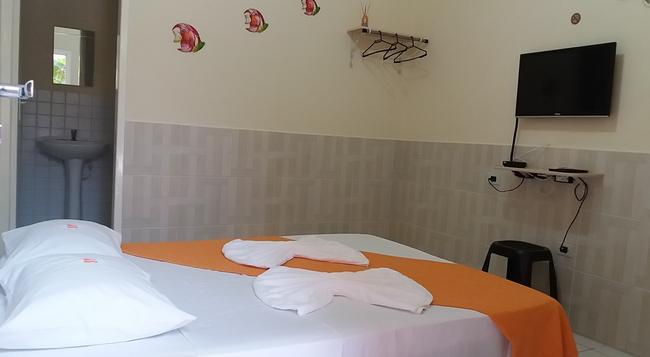 POUSADA SOL DE PORTO - Porto de Galinhas - 寝室