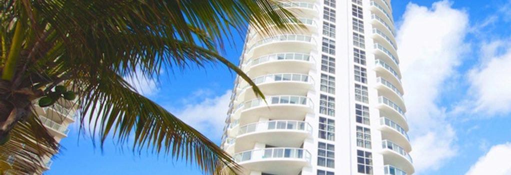 Marenas Beach Resort - サニーアイルズビーチ - 建物
