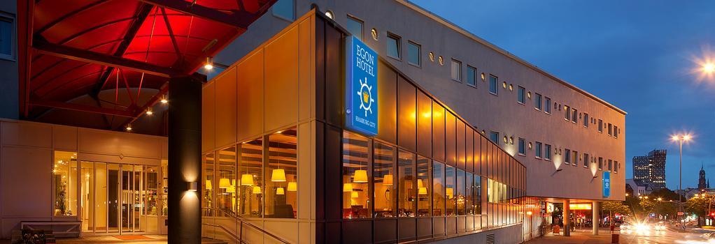 Egon Hotel Hamburg City - ハンブルク - 建物