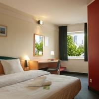 Egon Hotel Hamburg City Guestroom