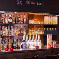 Egon Hotel Hamburg City Hotel Bar