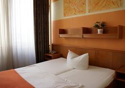 ホテル コロンビア - ベルリン - 寝室