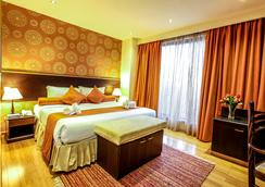 The Monarch Hotel - ナイロビ - 寝室