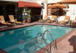 Courtyard by Marriott San Diego Old Town - サンディエゴ - プール