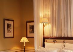 ザ クランリー ホテル - ロンドン - 寝室