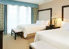 ビバリー ヒルズ プラザ ホテル - ロサンゼルス - 寝室