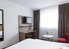 アスター ウント アパートホテル スーペリア - ケルン - 寝室