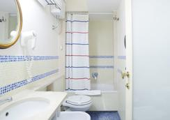 The Grand Hotel Europa - ナポリ - 浴室