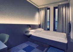 コンフォート ホテル エクスプレス セントラル ステーション - オスロ - 寝室