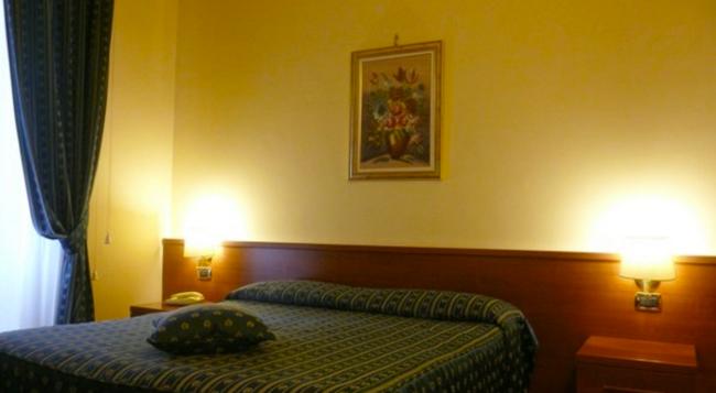 ホテル フェニチア - ローマ - 寝室