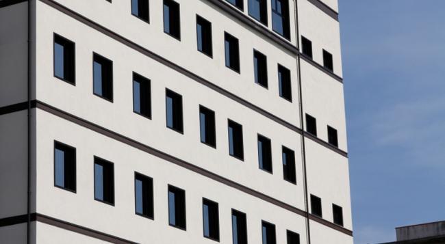ホテル コンチネンタル - レッジョ・ディ・カラブリア - 建物