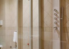ホテル コンチネンタル - レッジョ・ディ・カラブリア - 浴室