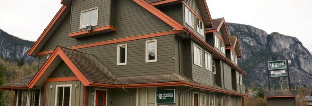 スカーミッシュ アドベンチャー イン - Squamish - 建物