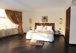 Le Zenith Hotel - カサブランカ - 寝室