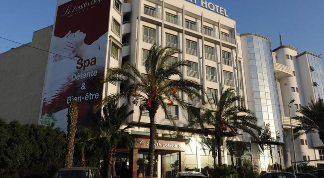 Le Zenith Hotel - カサブランカ - 建物