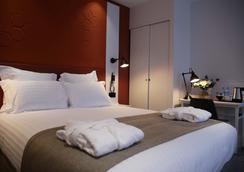 オテル ヴァンドーム サンジェルマン - パリ - 寝室