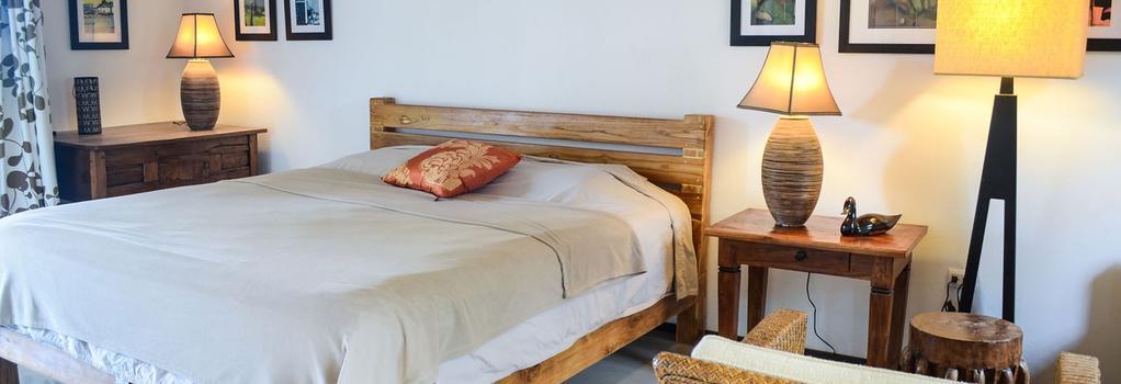 Lodge Margouillat - Tambor - 寝室
