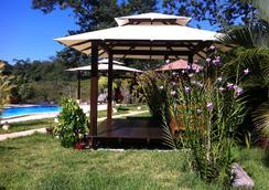 Lodge Margouillat - Tambor - 屋外の景色