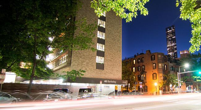 40 バークレー - ボストン - 建物