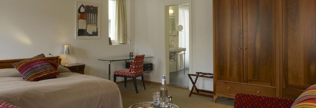 ホテル サラッツ ポントレジーナ - ポントレジナ - 寝室