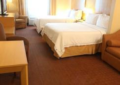 ホリデイ イン エクスプレス ホテル & スイーツ CD フアレス ラス ミシオネス - Ciudad Juarez - 寝室