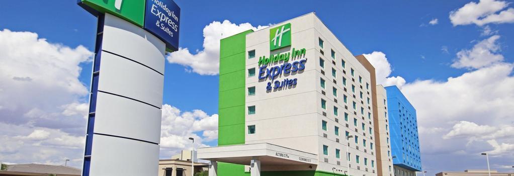 ホリデイ イン エクスプレス ホテル & スイーツ CD フアレス ラス ミシオネス - Ciudad Juarez - 建物