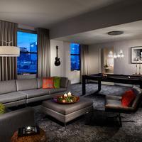 ハード ロック ホテル シカゴ Guestroom