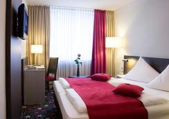 ホテル ミラベル - ミュンヘン - 寝室