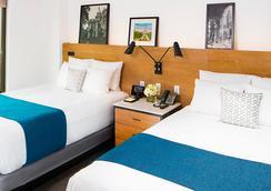 AT&T ホテル & カンファレンス センター - オースティン - 寝室