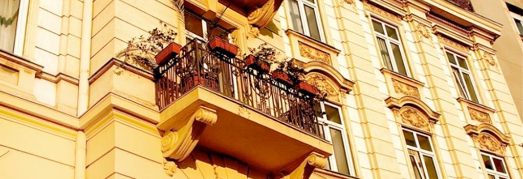 ベルグラード シティ ホテル - ベオグラード - 建物