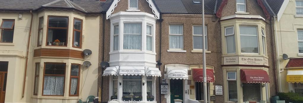 The Highbury Hotel - ブラックプール - 建物