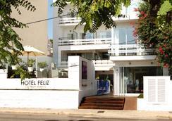 ホテル フェリス - パルマ・デ・マヨルカ - 屋外の景色